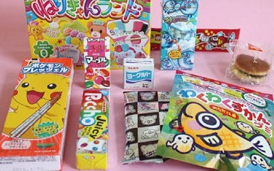 Japan Candy Subscription Boxes