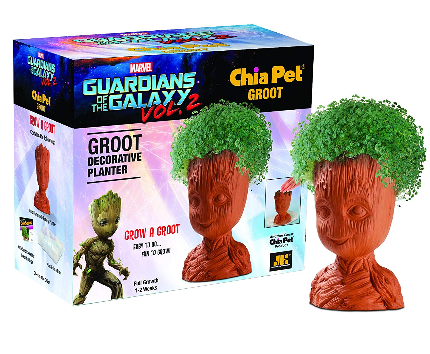 Chia Pet Groot with Seed Pack