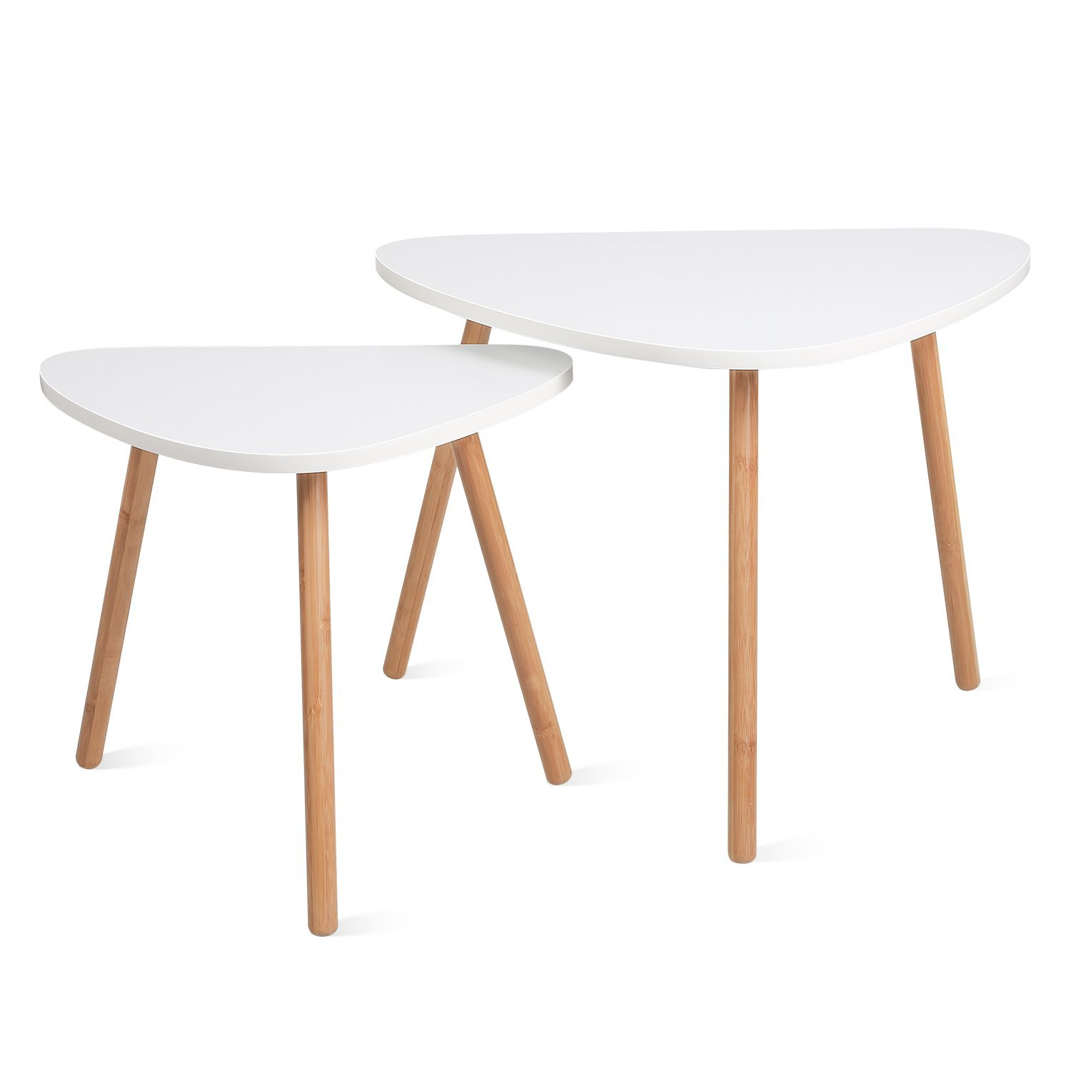Nesting Coffee Tables by Homfa