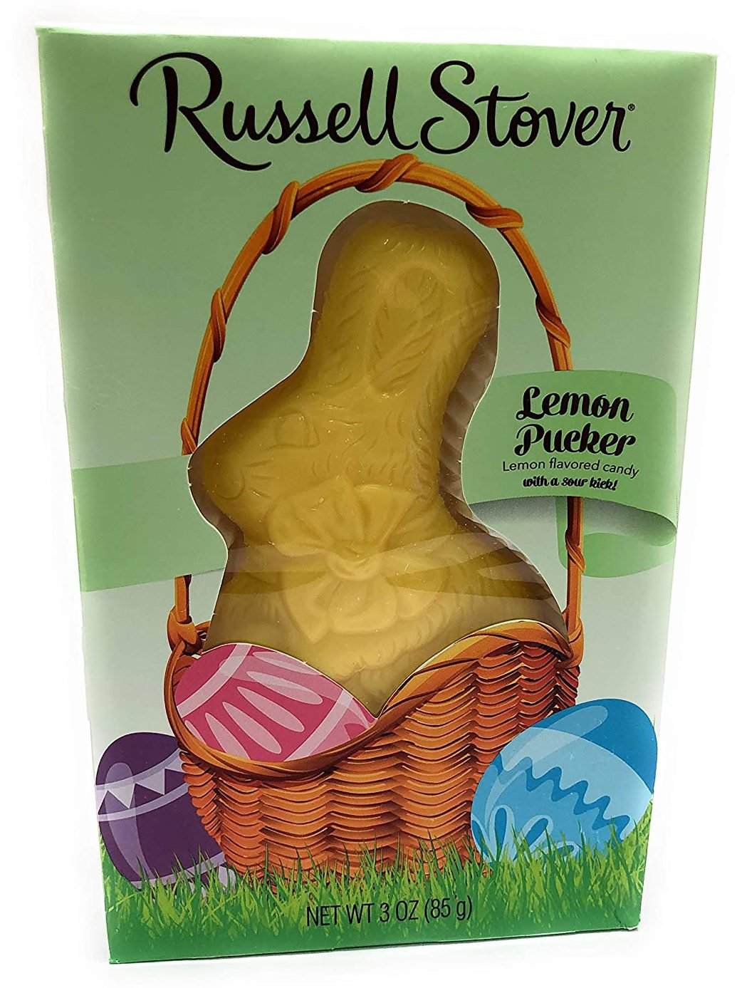 Russell Stover Lemon Pucker Bunny