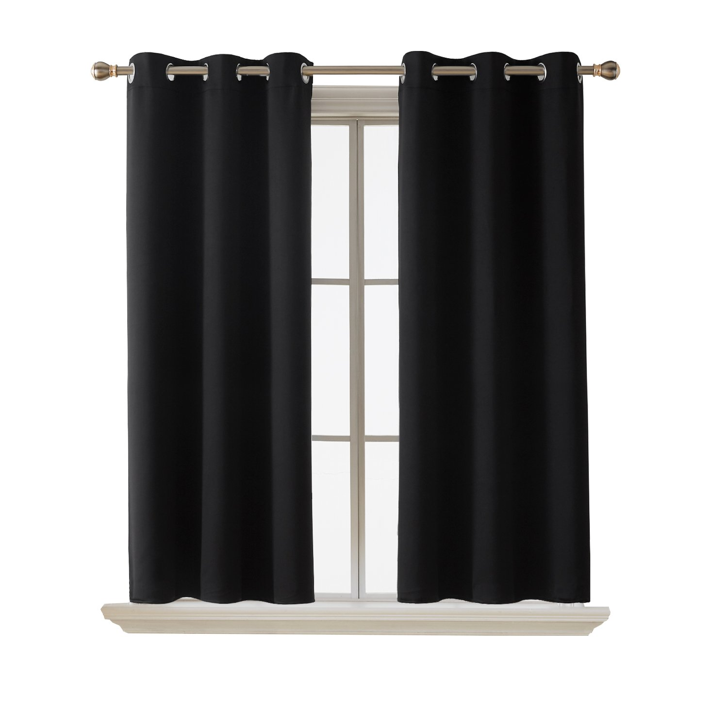 A Pair Of Blackout Curtains