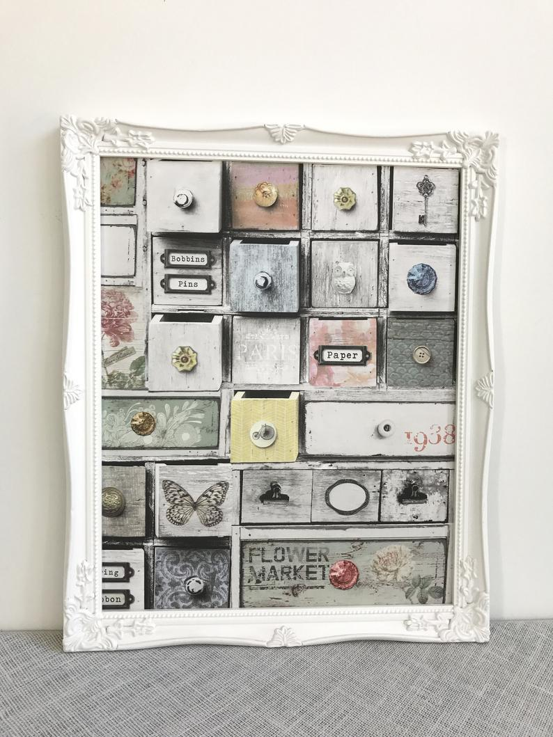 A Personalized Magnet Board