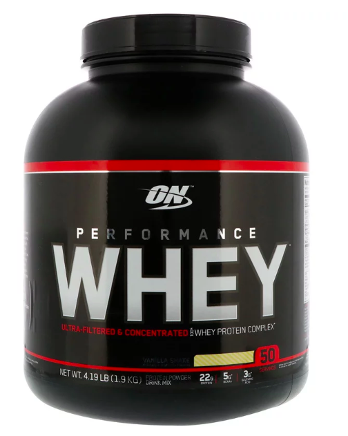 Performance Whey by Optimum Nutrition