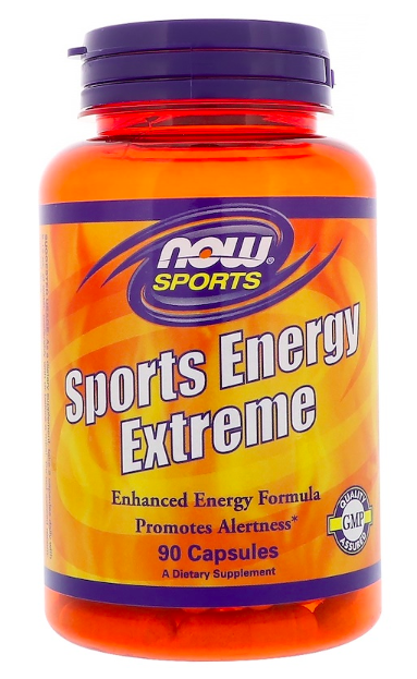 Sports Energy Extreme by Now foods