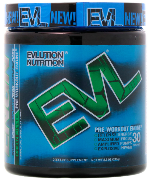ENGN Pre – Workout by EVLution Nutrition
