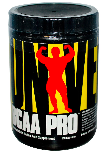 BCAA Pro by Universal Nutrition