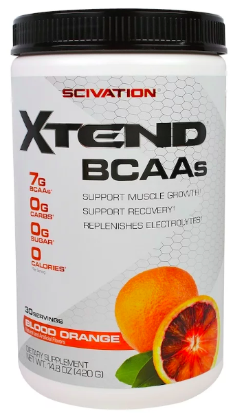 Xtend BCAAs by Scivation