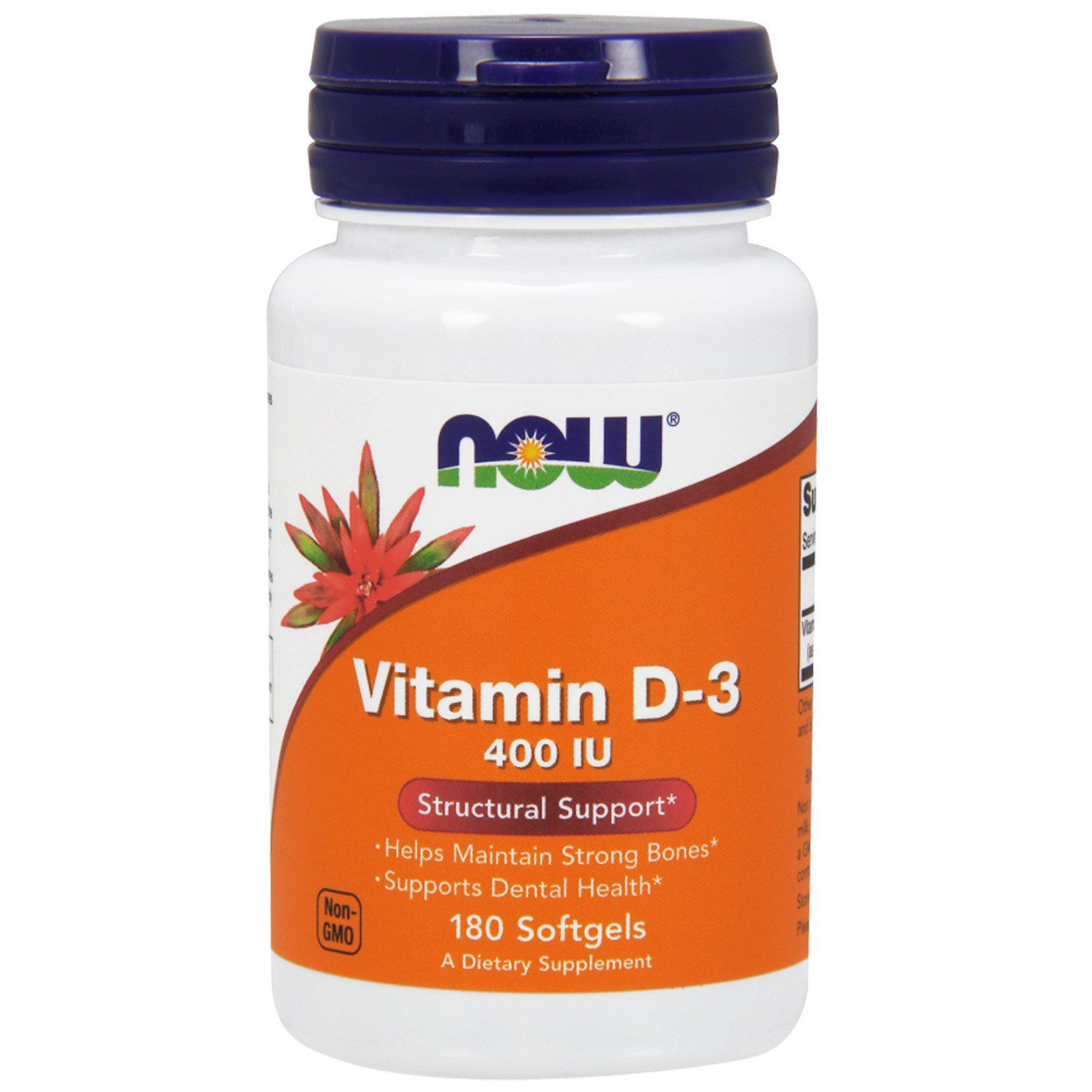 Vitamin D-3 by Now Foods