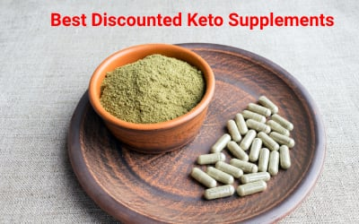 Best Discounted Keto Supplements