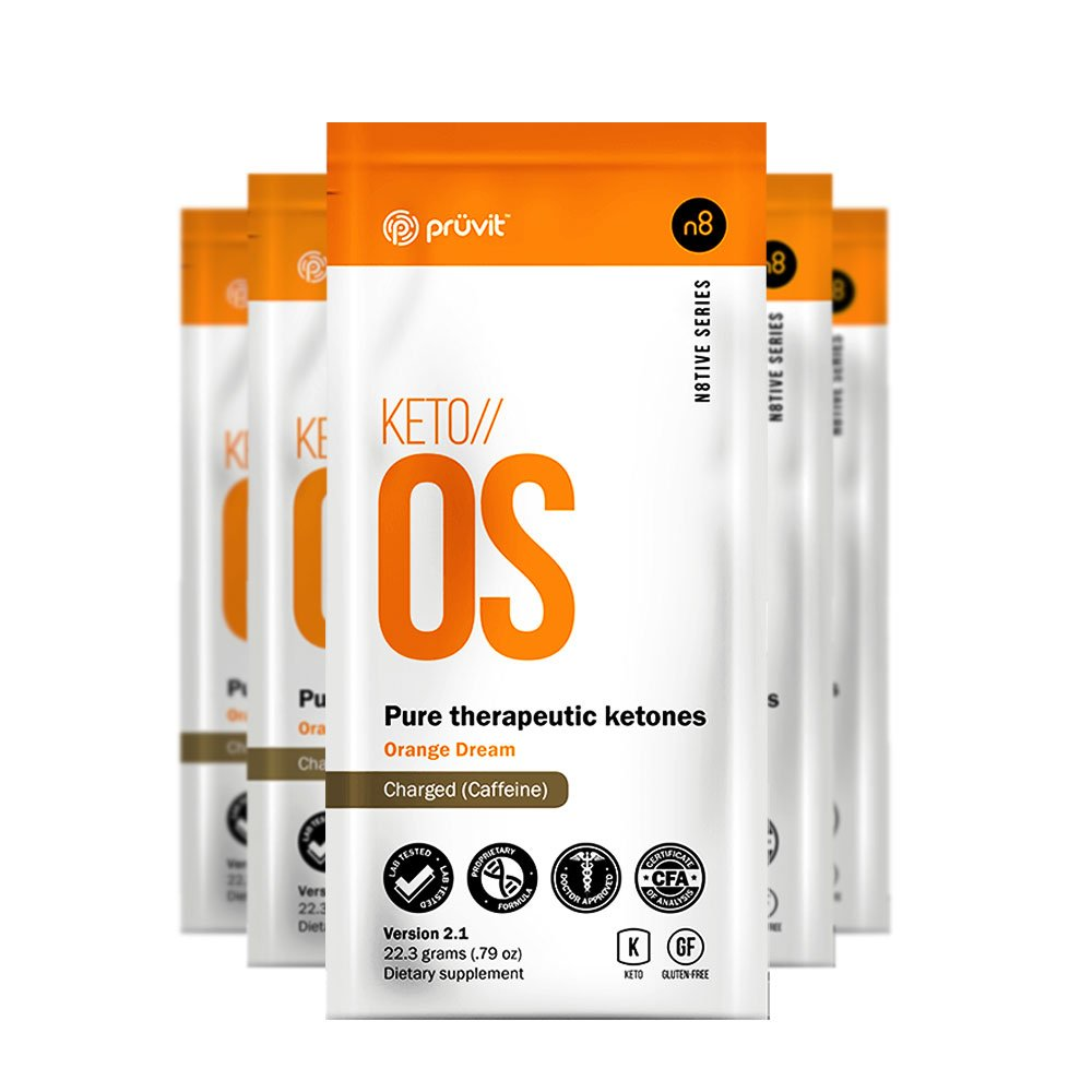 Keto OS Charged BHB Salts