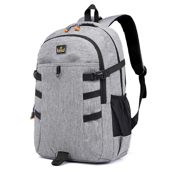 Men Oxford Large Capacity Casual Travel Backpack