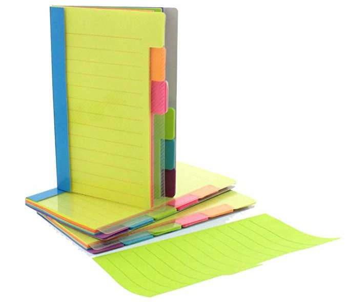Reid Tag Divider Sticky Notes