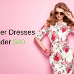 Flaunt With These Summer Dresses Under $40 From Amazon