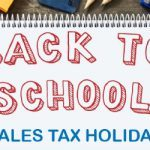How To Get Tax Free Products With Back To School Offers
