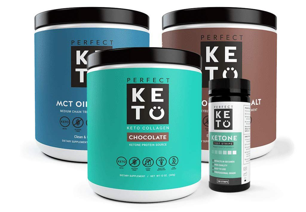 The Perfect Keto Bundle
