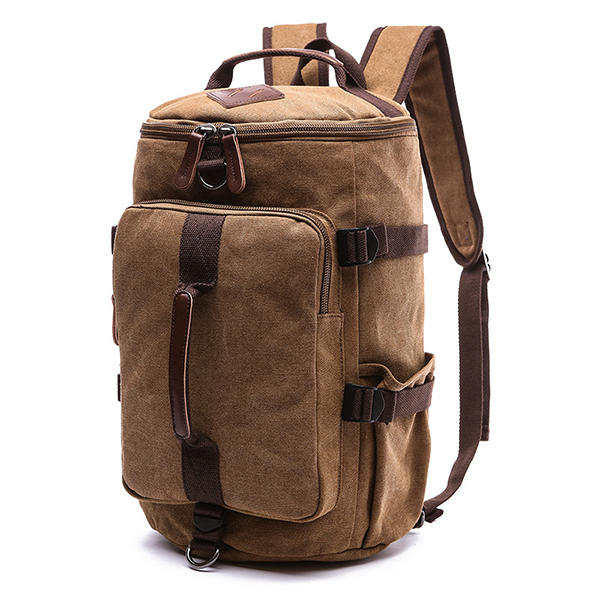 Travel Bag Canvas Backpack