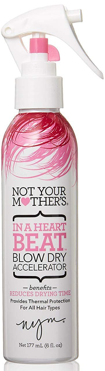 A Heart Beat Blow Dry Accelerator