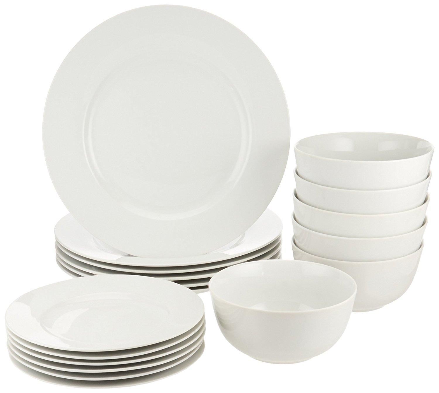 An 18 Piece Dinnerware Set