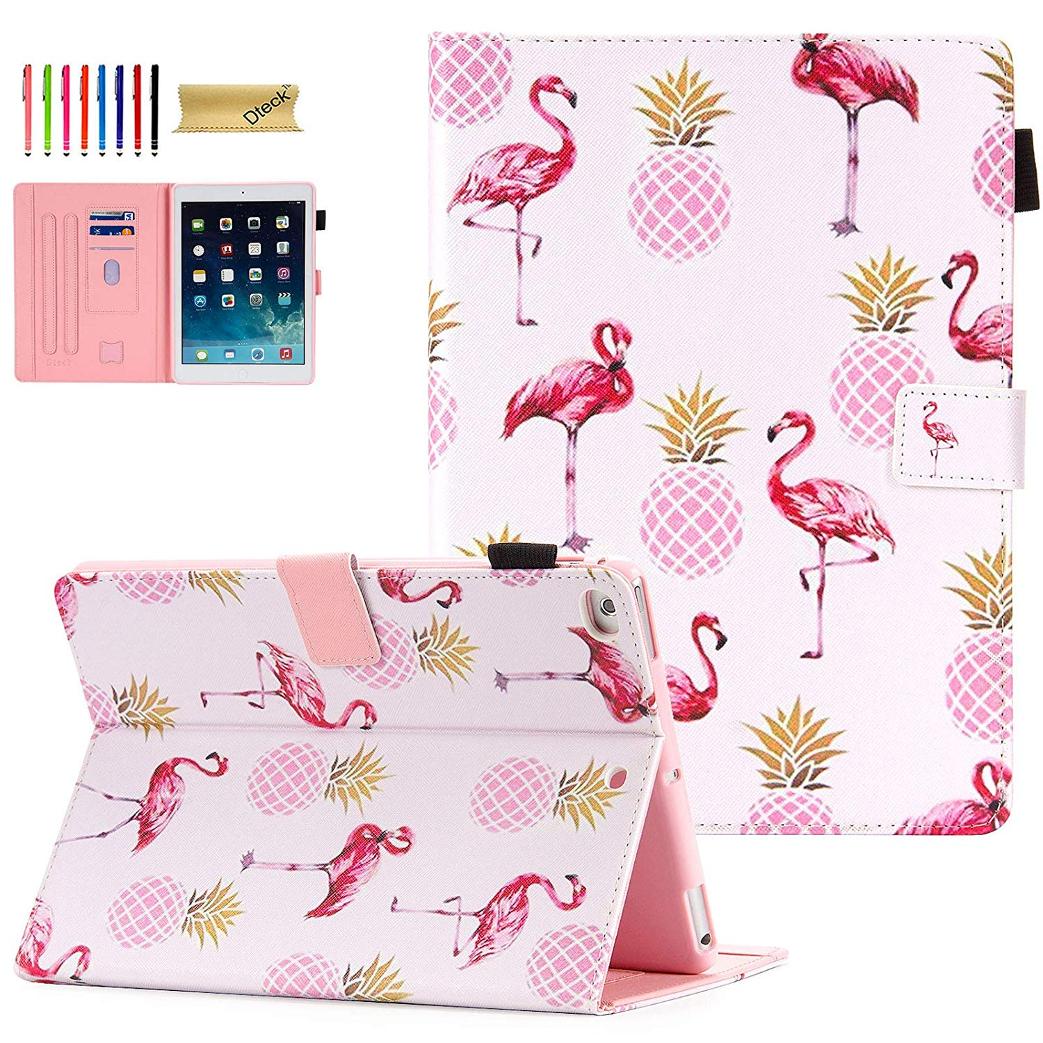 iPad Case And Pencil Holder