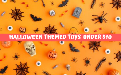 Halloween Themed Toys Under $10