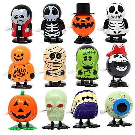 Cute Halloween Wind Up Toys