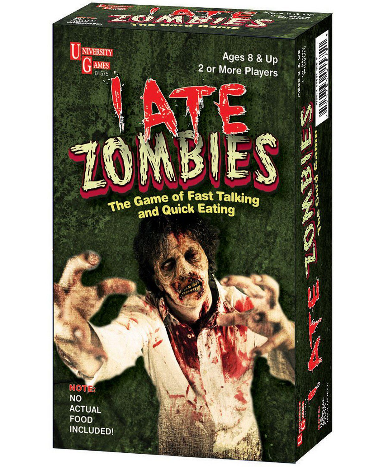 Areyougame I Ate Zombies Card Game