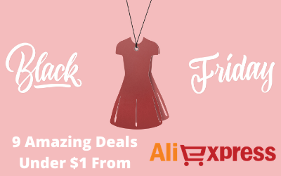 9 Amazing Deals Under $1 From AliExpress