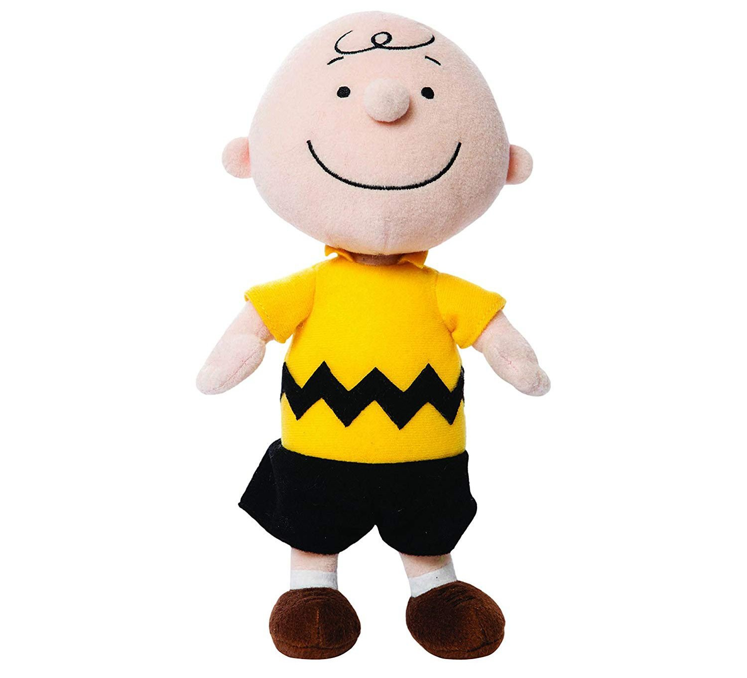 A Charlie Brown Plush