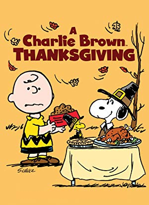 A Charlie Brown Thanksgiving Movie