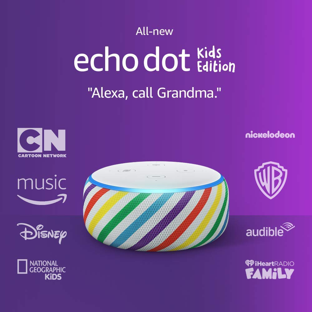 Amazon Echo Kids Edition