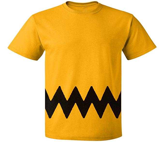 Charlie Brown Double Sided T Shirt