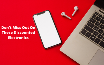 Don't Miss Out On These Discounted Electronics