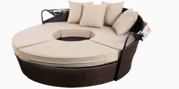 Costway Outdoor Daybed