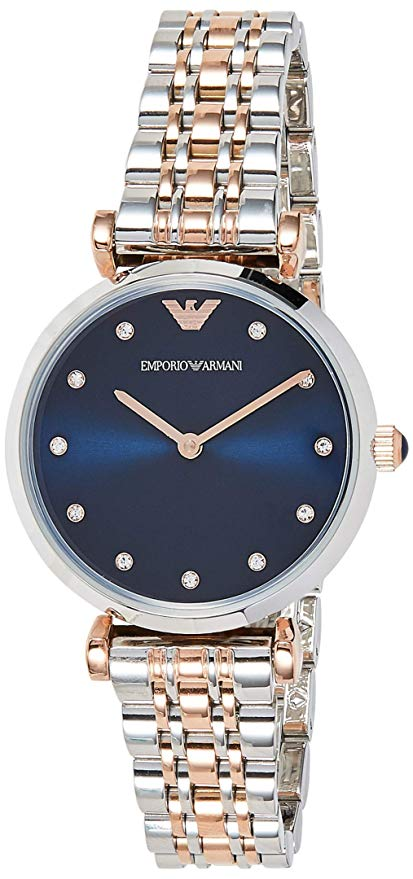 Emporio Armani Women Dress Quartz Watch