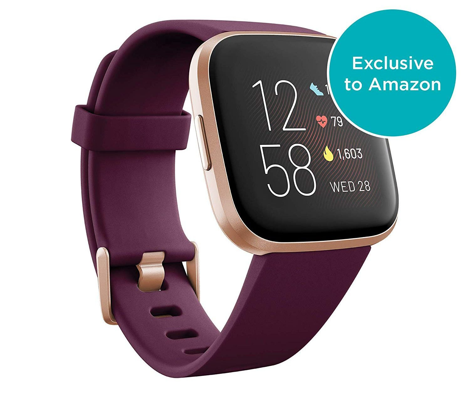 Fitbit Versa 2 Health Fitness Smartwatch
