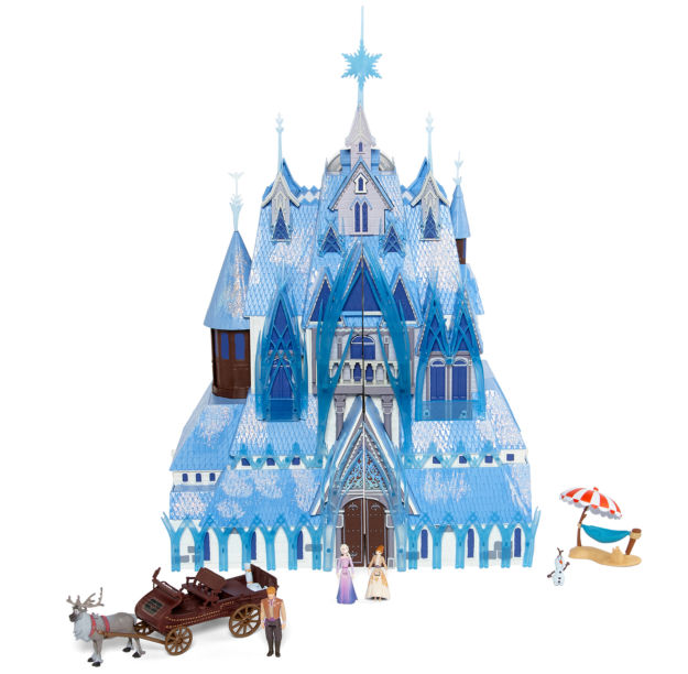 Frozen Arendelle Castle Playset