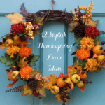 12 Impressive Thanksgiving Decor Ideas You Would Fall In Love With!
