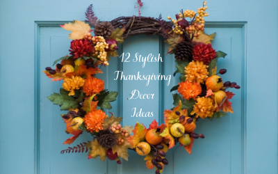 Impressive Thanksgiving Decor Ideas