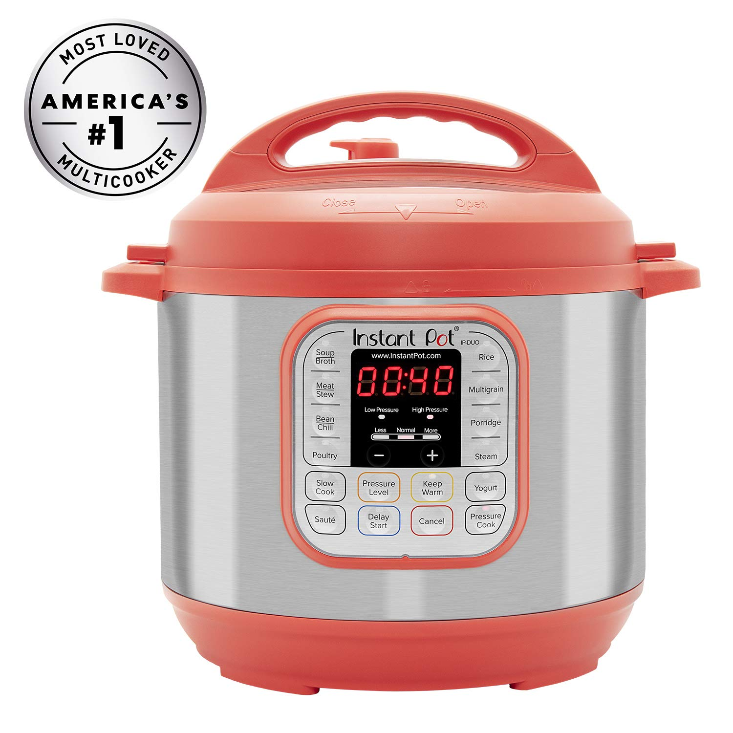 Instant Pot Duo RED