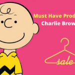 Must Have Products For Charlie Brown Fan