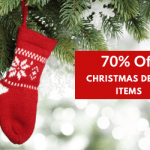 70% Off Christmas Decor Items To Create Your Own Holiday Wonderland
