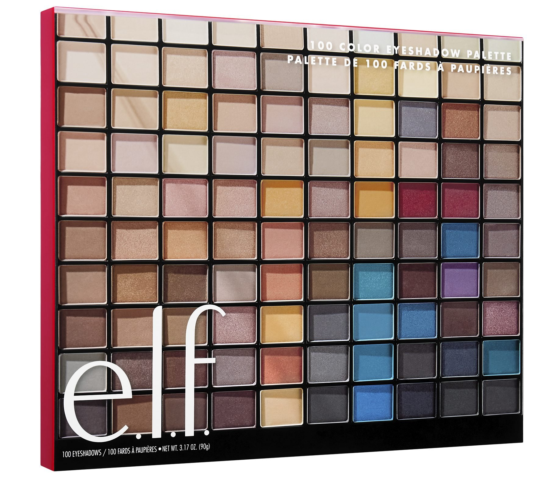 Color Eye Shadow Palette