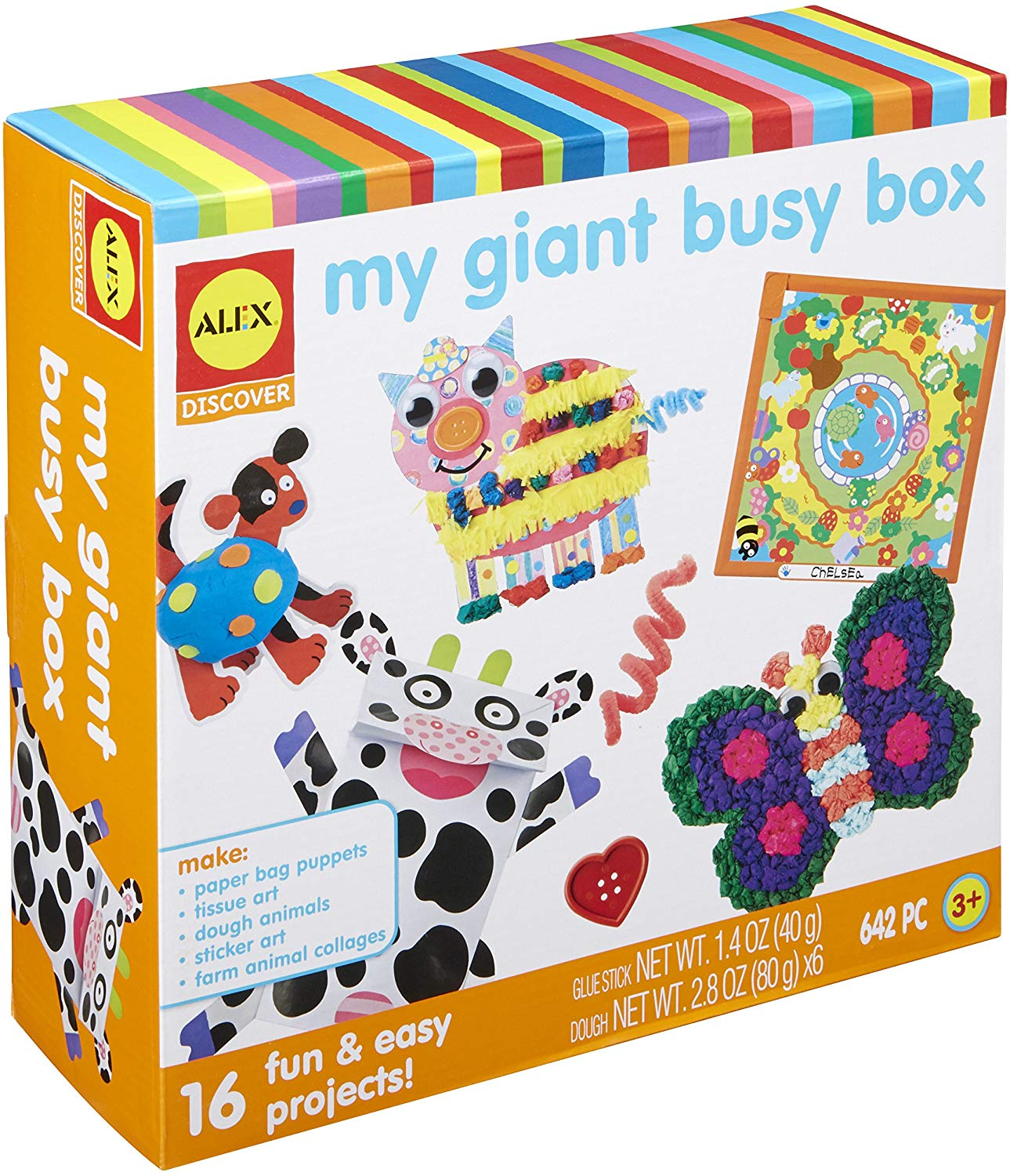 Giant Busy Craft Box