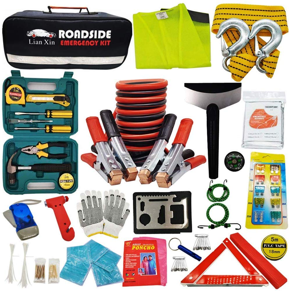 Roadside Assistance Emergency Kit