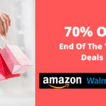 25 End Of The Year Flash Deals From Amazon & Walmart