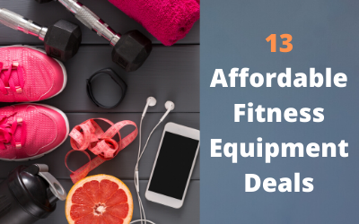 Affordable Fitness Equipment Deals