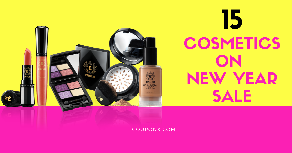 Makeup Products For This New Year