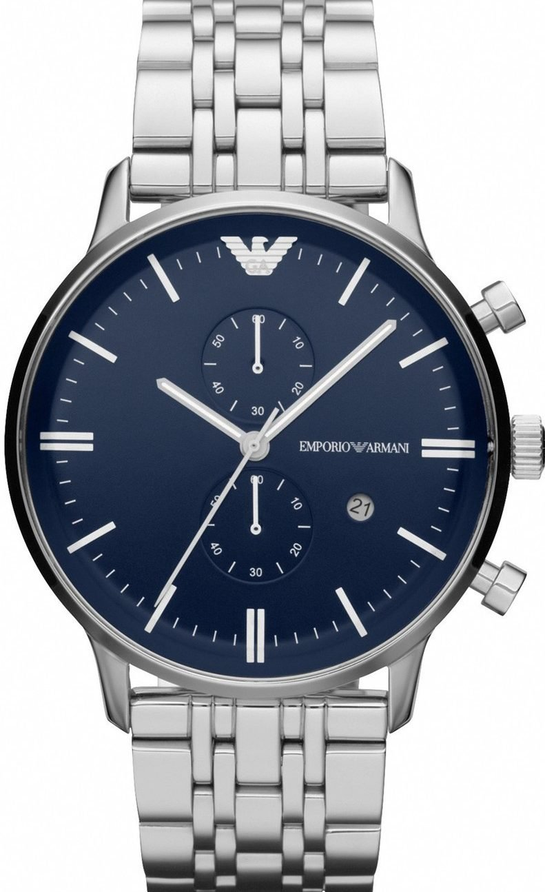 Emporio Armani Men Steel Watch