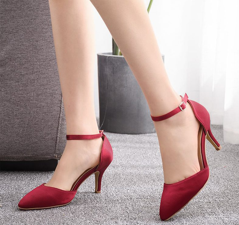 A Pair Of Stiletto