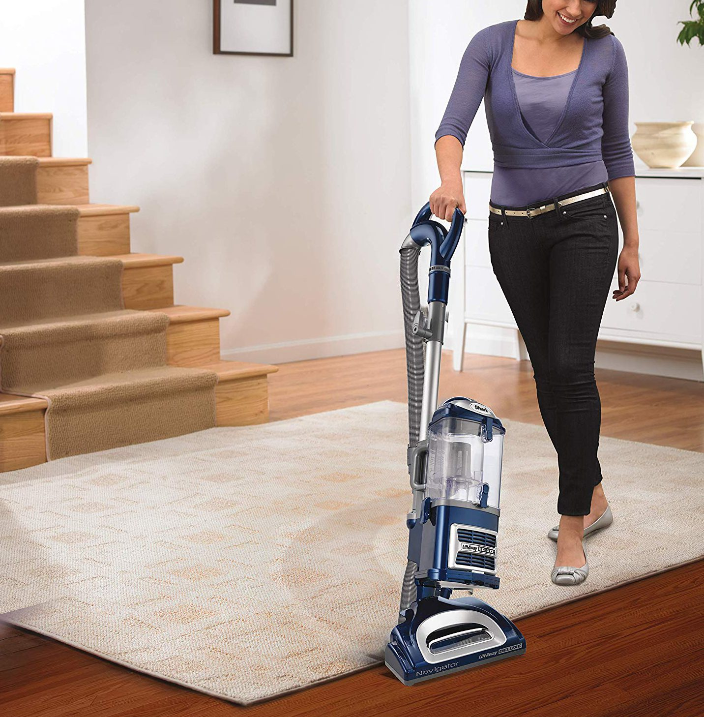 An Upright Vacuum From Shark